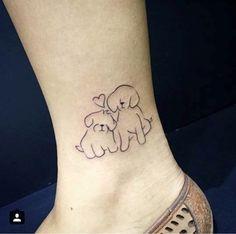 Se você é mãe de pet com certeza já pensou em eternizar o amor que sente por seu peludos em uma tatuagem. Porém achar o desenho perfeito é algo difícil… Principalmente se você tem vários animais!! Por isso, fiz uma seleção de tatuagens fofas para você se inspirar e finalmente achar a que simboliza essa …