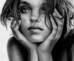 pencil sketch found on weheartit.com