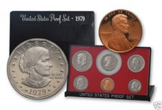 1979 United States Mint Proof Set, 6 Coins in Coins & Paper Money, Coins: US, Proof Sets | eBay