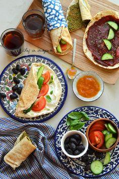 middle eastern breakfast