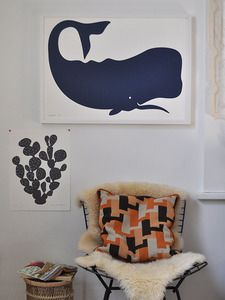 Image of The Whale Print