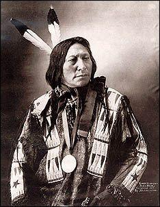 Hollow Horn Bear (Lakota name Matȟó Héȟloǧeča) (ca. 1850 – 1913) was a Brulé Sioux