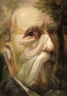 illusion paintings by Oleg Shuplyak
