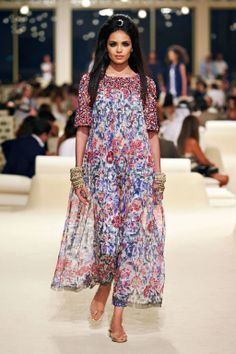 Chanel Cruise 2015 Collection Dubai - Chanel in Dubai for Resort 2015 Collection - Harper's BAZAAR