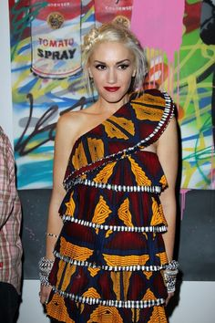 Gwen Stefanitalks prom, her new clothing line, and being on Teen Vogue's very first cover!