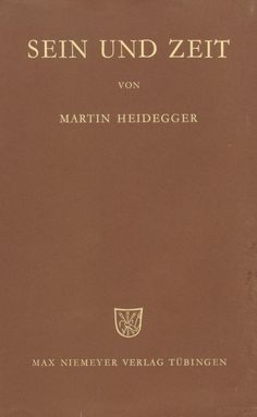 Being and Time / Martin Heidegger
