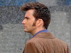 David Tennants hair...