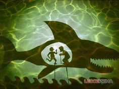Shadow Theater, Whale Decor, Shadow Puppets, Recycled Art, Stop Motion, Disneyland, Theatre, Wisdom, Posters