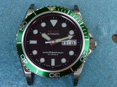 So Green this Seiko
