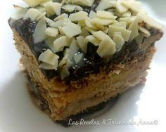 Las Recetas & Trucos de Anna: Tarta de Galletas, Flan, Leche Condensada & Chocolate ¡ En 20 Min!