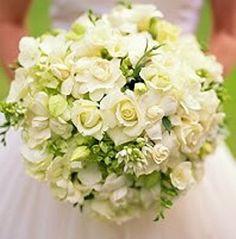 Bridal bouquet / bouquet de mariée