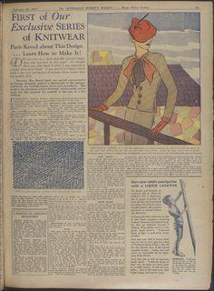 Issue: 16 Feb 1935 - The Australian Women's Wee...