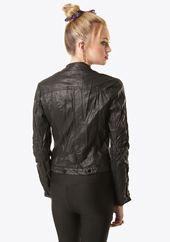 Love the Biker jacket trend Biker, Leather Jacket, Jackets, Fashion, Studded Leather Jacket, Down Jackets, Moda, Leather Jackets, Fashion Styles