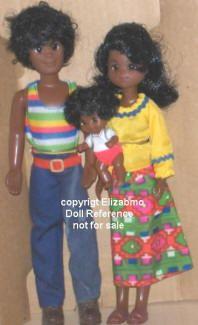 The Sunshine Family - I had the black family too.