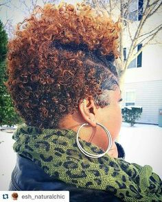 Dope, when my hair growth is like this I'll deff will be rocking it.