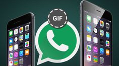 Facebook WhatsApp for iOS Now Supports Animated GIF Image Sharing