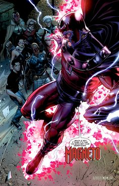 Avengers #1 - The Childrens Crusade (2010-2012) by Jim Cheung
