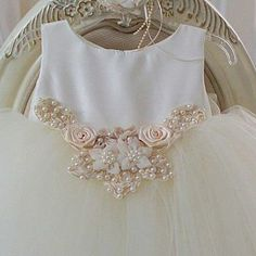Wings of a Angel Flower Girl Dress