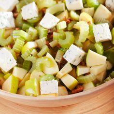 endive bleu cheese salad with jean leblanc hazelnut oil more cheese ...