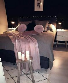 The Bedroom Ideas For Teen Girls Dream Rooms Teenagers Girly Cover Up 24 Home Decor Bedroom, Room Inspiration, House Interior, Bedroom Decor, Apartment Decor, Home, Interior, Home Decor, Room