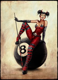 Awesome Illustrations by JS Rossbach | Cruzine