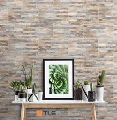 The latest trends combine wood and stone-look designs to create an exciting new interpretation of cladding. This is ideal for creating a warm feature wall above a fireplace, on a covered patio or your entrance hall. #featurewall #woodlook #stonelook #outofafrica #africaninspired #cladding #home #homedecor #trendingdesign #homegoals