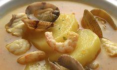 Receta de Suquet de pescado con almendras