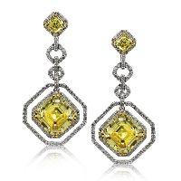 Jazeya Drops in Canary Yellow
