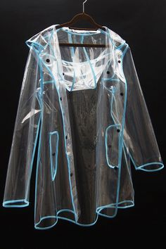 Rain coat may unfortunately be necessary to bring this year. But hey, you can probably add some LED to this one.