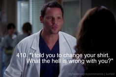 Favourite Grey's Moments....
