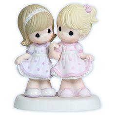 Sister's Share A Special Bond - Precious Moments Photo (26389559) - Fanpop