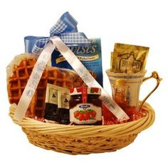 Early Morning Cheer Breakfast Gift Basket « Holiday Adds