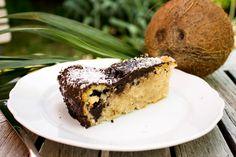 Kokos-Kuchen (Bounty Kuchen) | Stadt-Land-Food