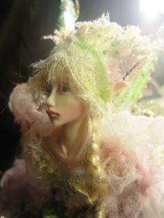 Fairy ~ OOAK Doll