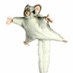 Sugar Glider Plush Stuffed Animal, 8.5 Inches HANSA  too cute