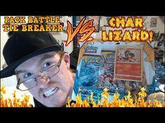 Pokemon Pack Battle VS Char Lizard - Tie Breaker!