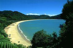 new zealand | Parque Abel Tasman en Nueva Zelanda