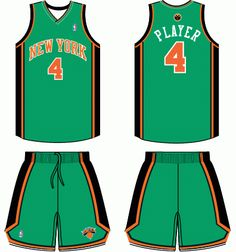 27 Best New York Knicks All Jerseys And Logos Images Sports Logos