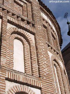 Presbiterio y ábside de San Miguel de Olmedo