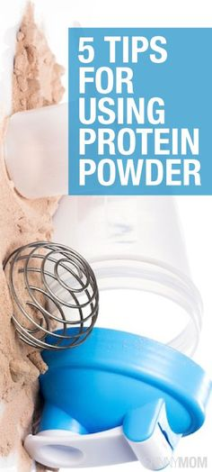 Not sure about how to use protein powder? Read this!