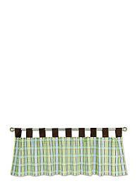 Trend Lab® Baby Barnyard Window Valance - Online Only