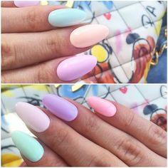 Indigo Gel Polish by Natalia Siwiec Coming soon... #nails #nail #indigo #pastel #new #wow #spring #omg #amazing #siwiec #natalia
