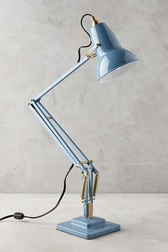 Shop Anthropologie's collection of unique table lamps & bedside table lamps, including the season's newest arrivals.