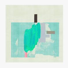 Abstract composition 350 modern art minimal 297 x by jesusperea