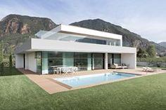 House M2, Bolzano, 2012 - monovolume architecture + design