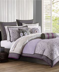 Echo Bedding, Marrakesh Comforter Sets - Bedding Collections - Bed & Bath - Macy's Bridal and Wedding Registry
