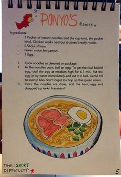 Studio Ghibli Cookbook - Imgur