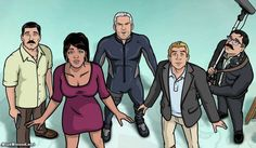 Archer S4E13 Finale: Sea Tunt Part II (Link: http://www.blueblood.net/2013/04/archer-finale-sealab-tunt/) Archer-hating wife update: Its my birthday, and its the Archer season finale. AHW and I are in a mellow and tractable state. Expect a slightly rambly recap with some typos.  (Note: In a previous life I was a professional copyeditor, until I realized that the job was essentially... - Blue Blood Magazine Gothic Punk Photos