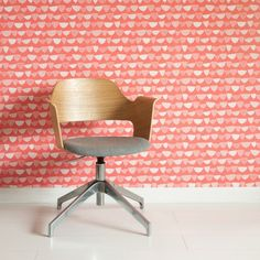 MissPrint's Coral Allsorts wallpaper