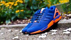 Der ZX Flux Weave von adidas.  http://www.soulfoot.de/de/Sneaker/ZX-Flux-Weave,50,B34896.html  #adidas #zxflux #sneaker #soulfoot #slft